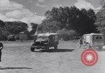 Image of evacuation hospital European Theater, 1945, second 10 stock footage video 65675075313