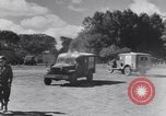 Image of evacuation hospital European Theater, 1945, second 11 stock footage video 65675075313