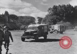 Image of evacuation hospital European Theater, 1945, second 12 stock footage video 65675075313
