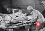 Image of evacuation hospital European Theater, 1945, second 4 stock footage video 65675075315