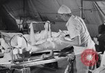 Image of evacuation hospital European Theater, 1945, second 6 stock footage video 65675075315