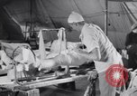 Image of evacuation hospital European Theater, 1945, second 7 stock footage video 65675075315