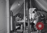 Image of evacuation hospital European Theater, 1945, second 12 stock footage video 65675075316
