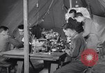 Image of evacuation hospital European Theater, 1945, second 17 stock footage video 65675075316