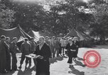 Image of evacuation hospital European Theater, 1945, second 3 stock footage video 65675075317