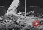 Image of evacuation hospital European Theater, 1945, second 4 stock footage video 65675075318