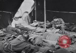 Image of evacuation hospital European Theater, 1945, second 9 stock footage video 65675075318