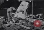 Image of evacuation hospital European Theater, 1945, second 12 stock footage video 65675075318