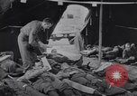 Image of evacuation hospital European Theater, 1945, second 13 stock footage video 65675075318