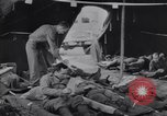 Image of evacuation hospital European Theater, 1945, second 14 stock footage video 65675075318