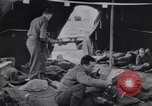 Image of evacuation hospital European Theater, 1945, second 16 stock footage video 65675075318