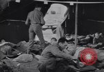 Image of evacuation hospital European Theater, 1945, second 17 stock footage video 65675075318