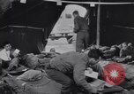Image of evacuation hospital European Theater, 1945, second 19 stock footage video 65675075318