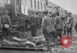 Image of United States soldiers Horville France, 1918, second 1 stock footage video 65675075322
