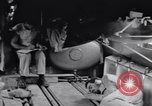 Image of wounded evacuated in C-47 air evacuation airplane Solomon Islands, 1943, second 1 stock footage video 65675075327
