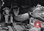 Image of wounded evacuated in C-47 air evacuation airplane Solomon Islands, 1943, second 3 stock footage video 65675075327