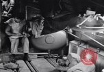 Image of wounded evacuated in C-47 air evacuation airplane Solomon Islands, 1943, second 4 stock footage video 65675075327