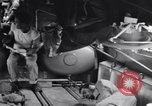 Image of wounded evacuated in C-47 air evacuation airplane Solomon Islands, 1943, second 5 stock footage video 65675075327