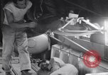 Image of wounded evacuated in C-47 air evacuation airplane Solomon Islands, 1943, second 8 stock footage video 65675075327