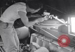 Image of wounded evacuated in C-47 air evacuation airplane Solomon Islands, 1943, second 9 stock footage video 65675075327