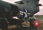 Image of T-28D Trojan airplanes Vietnam, 1962, second 9 stock footage video 65675075345