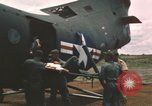 Image of T-28D Trojan airplanes Vietnam, 1962, second 10 stock footage video 65675075345