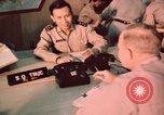 Image of Vietnam Air Force officers Pleiku South Vietnam, 1962, second 1 stock footage video 65675075360
