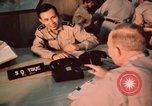 Image of Vietnam Air Force officers Pleiku South Vietnam, 1962, second 2 stock footage video 65675075360