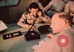 Image of Vietnam Air Force officers Pleiku South Vietnam, 1962, second 5 stock footage video 65675075360