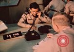 Image of Vietnam Air Force officers Pleiku South Vietnam, 1962, second 6 stock footage video 65675075360