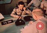 Image of Vietnam Air Force officers Pleiku South Vietnam, 1962, second 7 stock footage video 65675075360