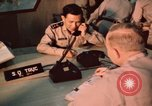 Image of Vietnam Air Force officers Pleiku South Vietnam, 1962, second 8 stock footage video 65675075360