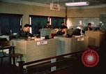 Image of Vietnam Air Force officers Pleiku South Vietnam, 1962, second 10 stock footage video 65675075361