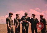 Image of United States officers Vietnam, 1962, second 2 stock footage video 65675075366