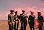 Image of United States officers Vietnam, 1962, second 4 stock footage video 65675075366