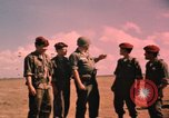 Image of United States officers Vietnam, 1962, second 6 stock footage video 65675075366