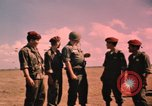 Image of United States officers Vietnam, 1962, second 7 stock footage video 65675075366