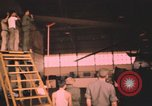Image of Vietnam Air Force mechanics Vietnam, 1962, second 8 stock footage video 65675075368