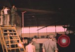 Image of Vietnam Air Force mechanics Vietnam, 1962, second 9 stock footage video 65675075368