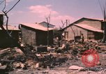 Image of burned-out area Song Mao Vietnam, 1962, second 3 stock footage video 65675075387