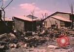 Image of burned-out area Song Mao Vietnam, 1962, second 4 stock footage video 65675075387