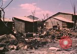 Image of burned-out area Song Mao Vietnam, 1962, second 6 stock footage video 65675075387