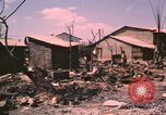 Image of burned-out area Song Mao Vietnam, 1962, second 7 stock footage video 65675075387