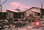 Image of burned-out area Song Mao Vietnam, 1962, second 8 stock footage video 65675075387