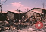 Image of burned-out area Song Mao Vietnam, 1962, second 9 stock footage video 65675075387