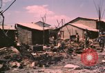Image of burned-out area Song Mao Vietnam, 1962, second 11 stock footage video 65675075387