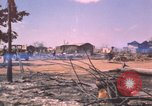 Image of burned-out area Song Mao Vietnam, 1962, second 1 stock footage video 65675075388