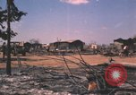 Image of burned-out area Song Mao Vietnam, 1962, second 2 stock footage video 65675075388