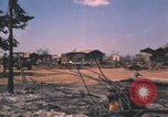 Image of burned-out area Song Mao Vietnam, 1962, second 3 stock footage video 65675075388