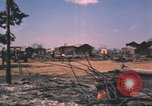 Image of burned-out area Song Mao Vietnam, 1962, second 4 stock footage video 65675075388